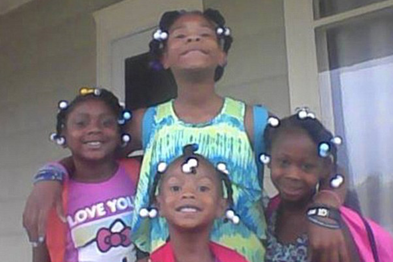 Four young sisters, ages 4-11, killed in Indiana house fire that left mother seriously injured