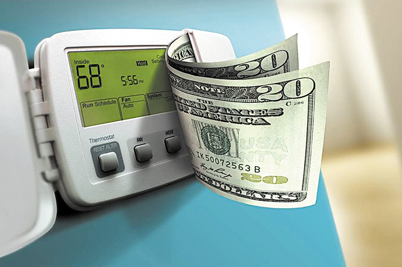 Lower your utility bill this winter