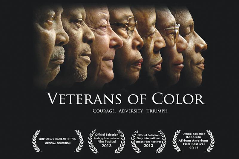 'Veterans of Color' film screening Nov. 5 at Johnson Community Library