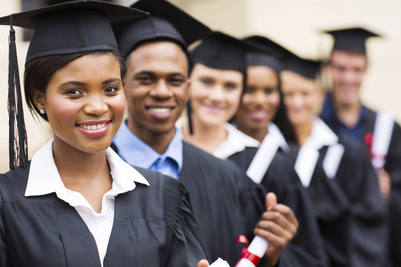 A College Degree Doesn't Get You That Far if You're Black