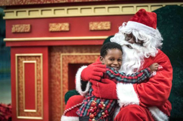 The secret history of black Santas