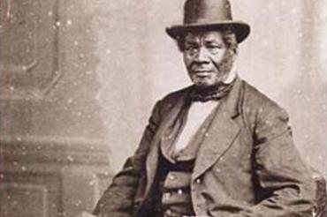 George Bonga: African American fur trader