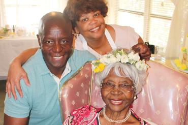 Thelma Footman: A life of service