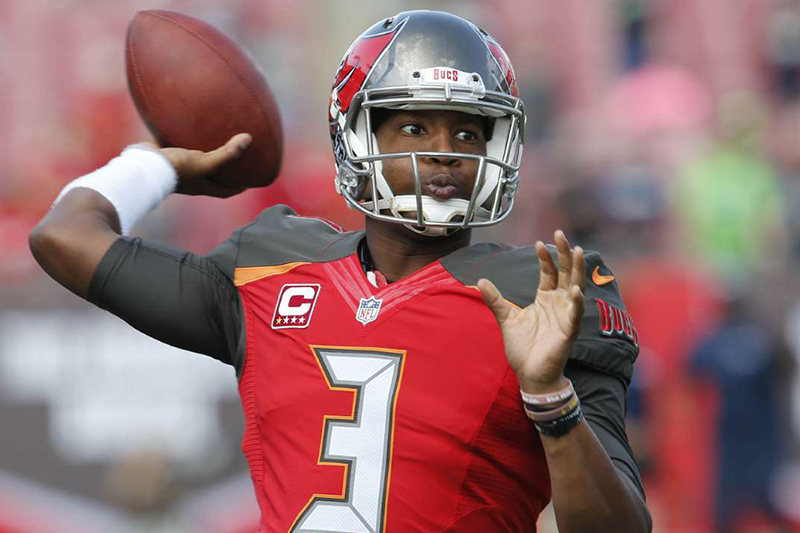 jameis winston buccaneers, sports