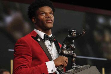 Jackson Dazzled Us, Earned Heisman