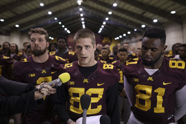 10 Minnesota football players suspended, accused of gang rape not charged due to lack of evidence