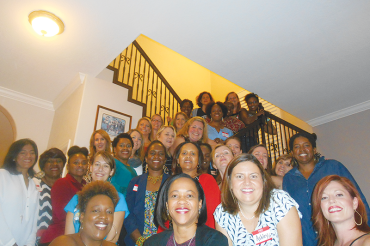 Ladies party with a purpose