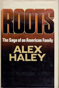Roots, Alex Haley, featured
