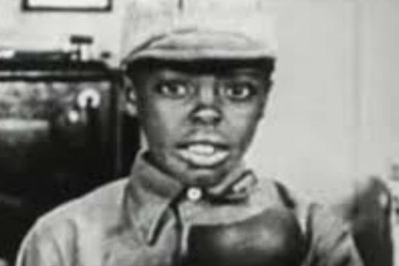 Ernest Morrison: The first Black child movie star