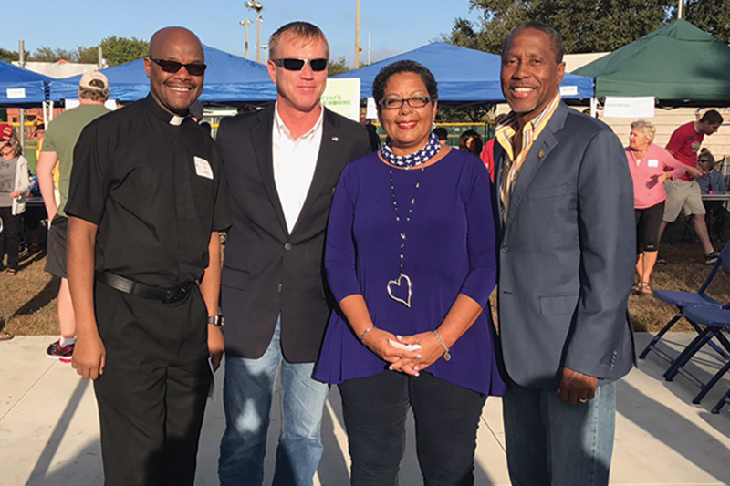 Gulfport Celebrates Dr. King, featured
