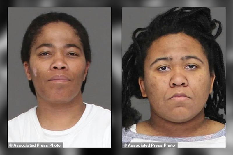 Malcolm X daughter, granddaughter arrested for driving stolen truck filled with injured pitbulls