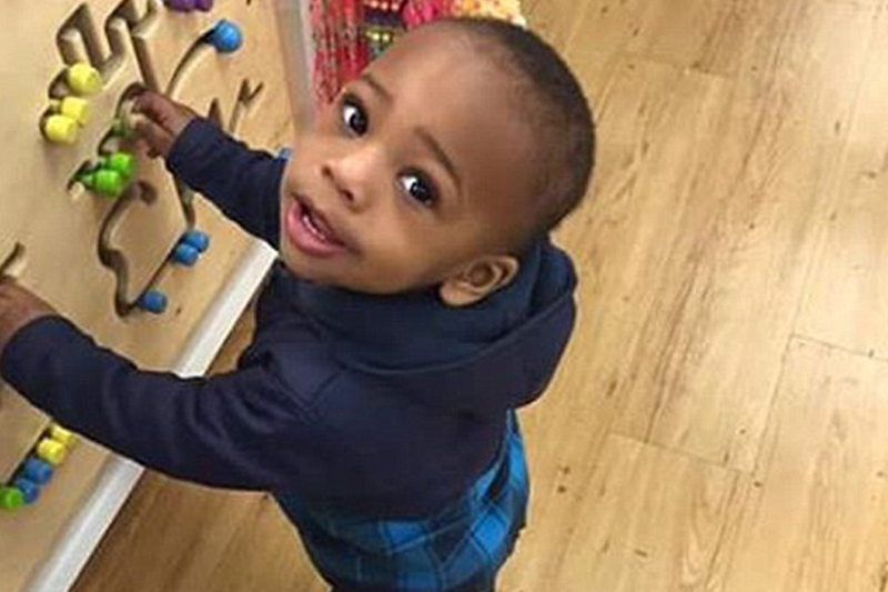 Two-year-old shot dead on Facebook Live: Gunman opens fire on pregnant aunt