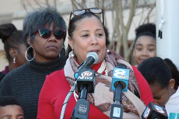 Mayor honors Black History Month
