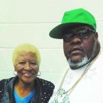 Edith Anderson & Darryl Vinson