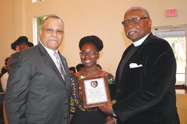 Greater Mt. Zion's Black History Worship Celebration