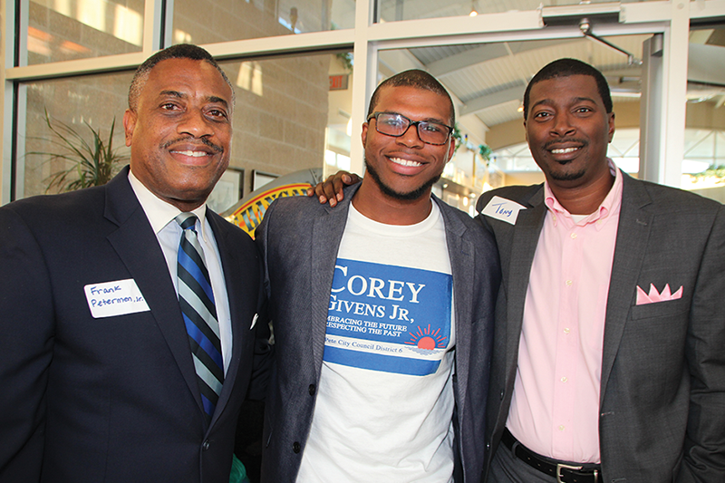 Corey Givens Jr. kicks off City Council campaign