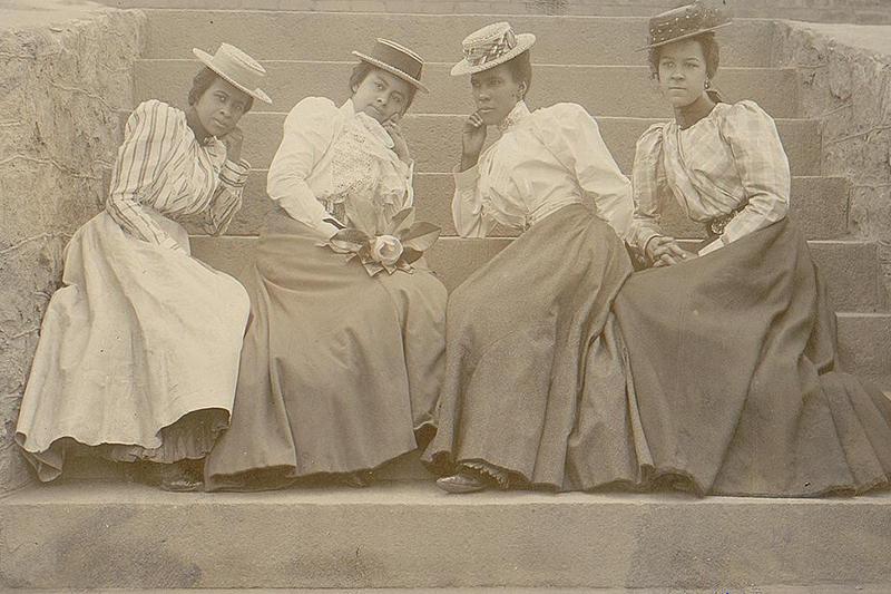 History Women, racism