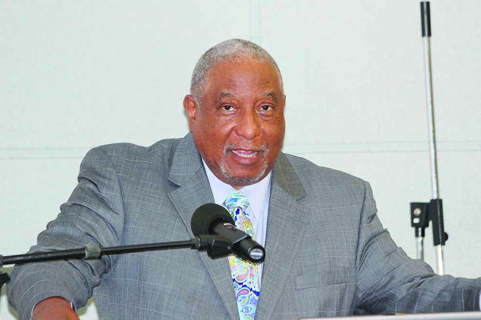 Bernard Lafayette, Jr., featured