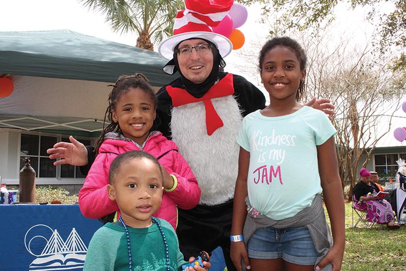 Literacy Festival, community