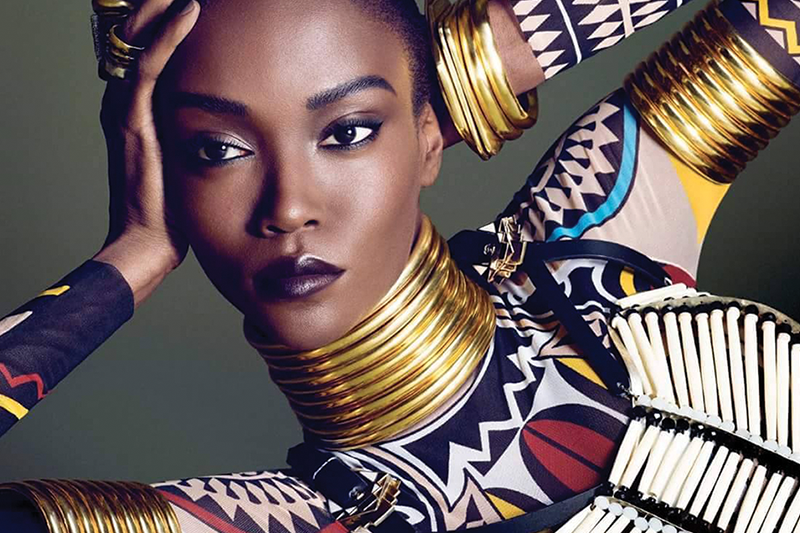 Reader's Choice African Attire Fashion Show