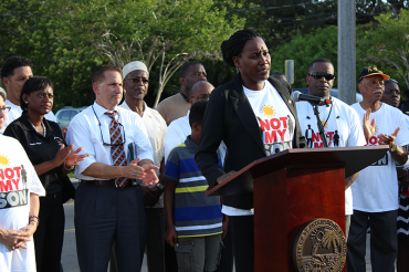 It's time for local government to speak out on gun violence