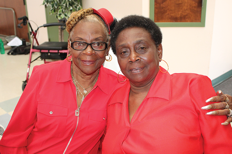 Valentine's Day at Enoch Davis Center