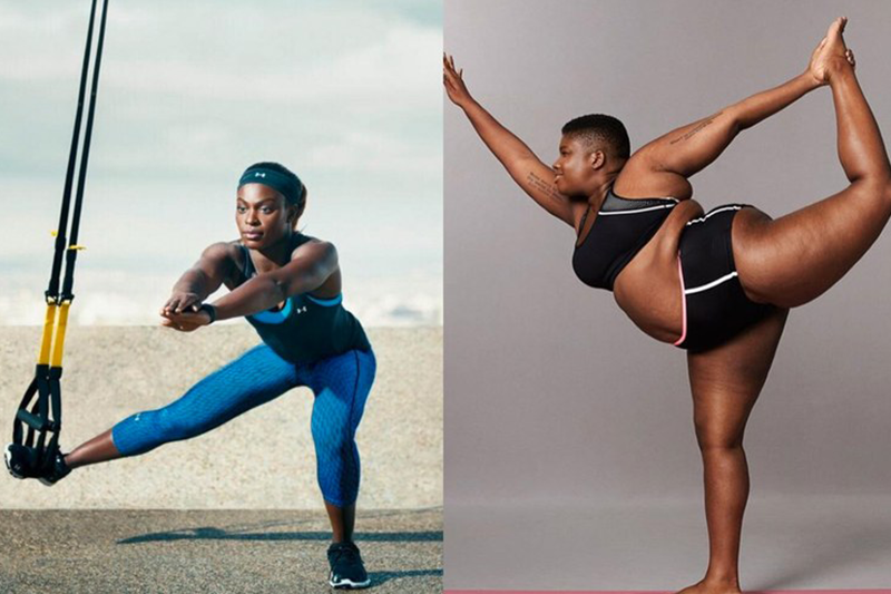 Black Women Fitness, health