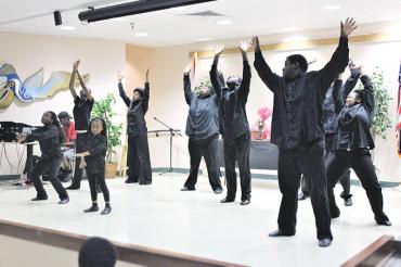 Campbell Park holds Black History celebration