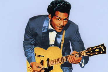 Godfather of Rock: Duck-walking musical genius Chuck Berry who invented rock 'n' roll dies