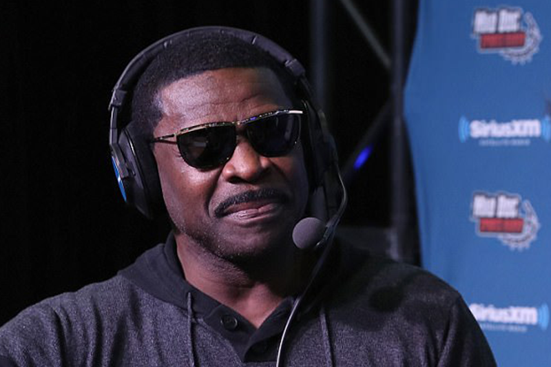Married NFL Hall of Fame star Michael Irvin investigated for allegedly drugging, raping woman in his hotel room