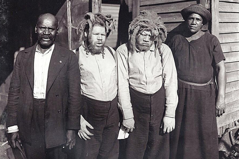 American freakshow: The extraordinary tale of Truevine's Muse brothers