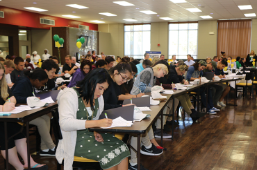 PTC signs 100 potential students