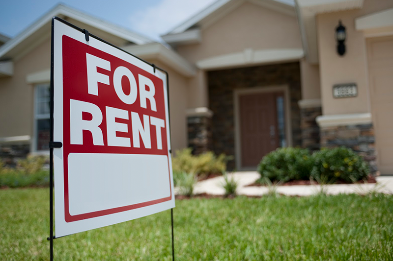 Rental properties can make good investments, but they come with risk