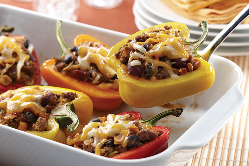 Stuffed Peppers, lifestyle