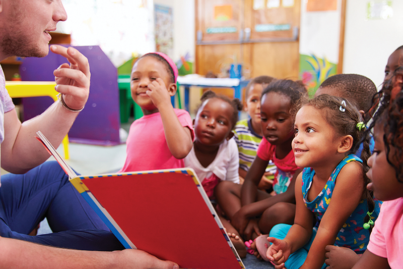 Pinellas County Schools Pre-K and VPK programs