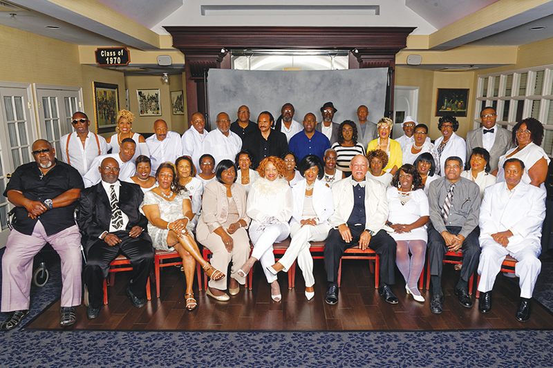 Members of the class of 1970 throws 65th birthday bash