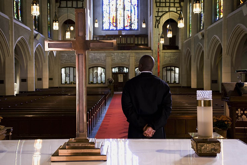 Opinion: 'Don't Ask, Don't Tell' in the Black Church