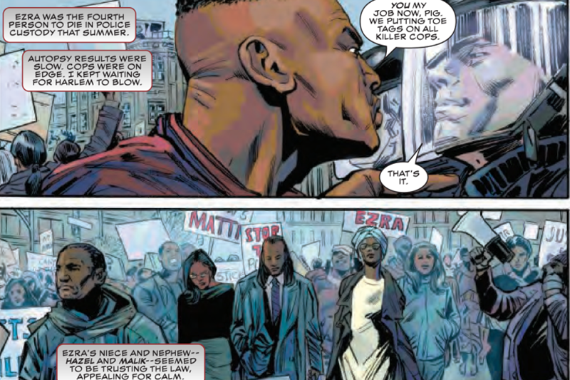 Black Panther & The Crew Is What Happens When Creators of Color Tell Their Own Stories