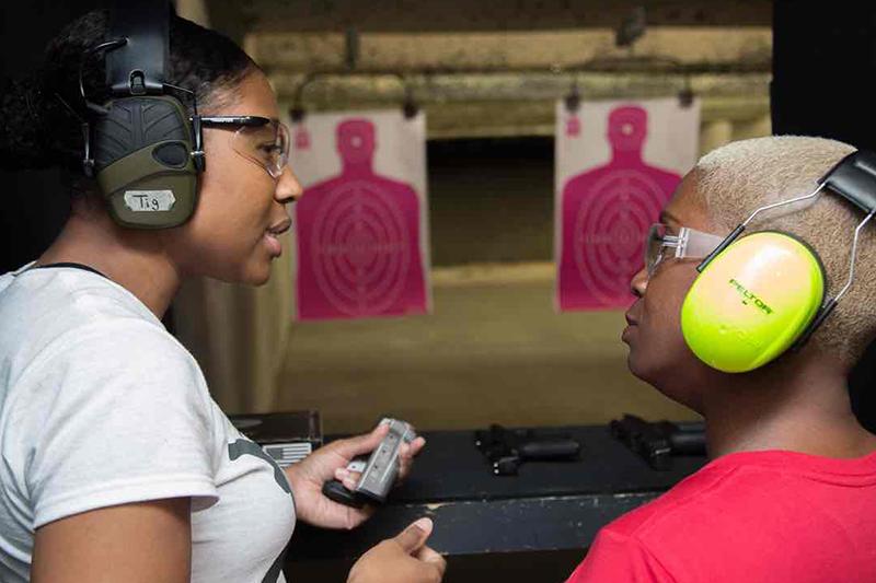 Black Women & Guns, black culture, opinion