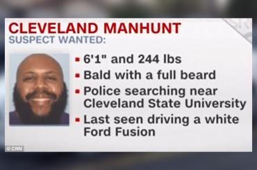 Hunt continues for Cleveland gunman after random Facebook video killing: 5 states put on alert
