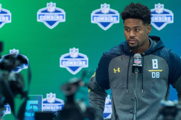 Top NFL prospect Gareon Conley accused of rape on eve before draft