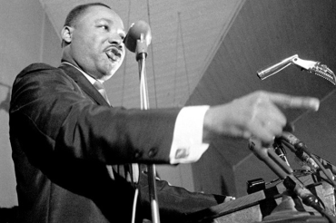 Fifty years ago, the Reverend Martin Luther King broke his silence on war and capitalism