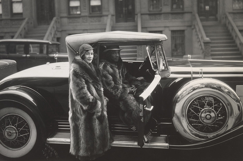 In a controversial show, this photographer revealed middle-class Harlem to the wider world