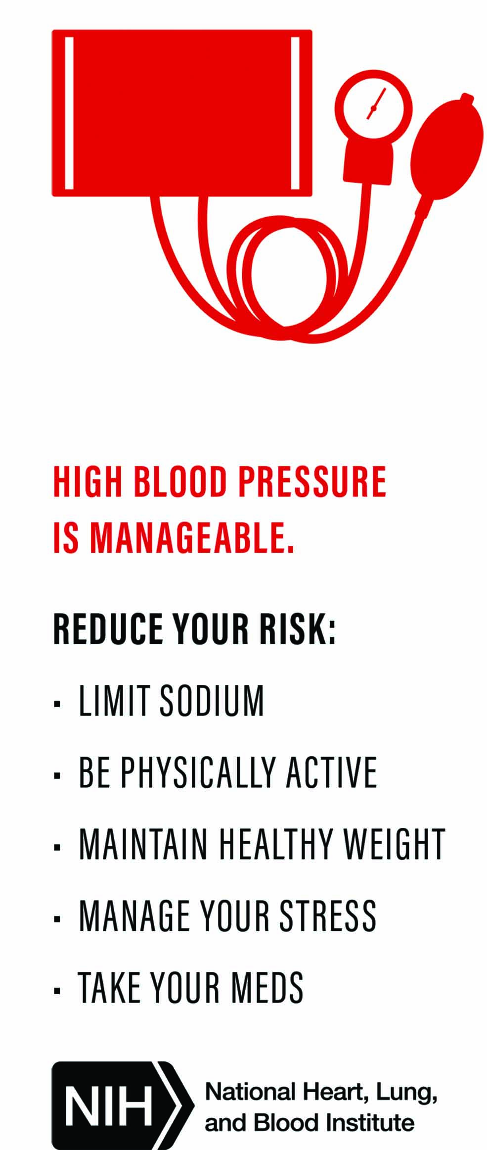 NIH study shows exercise may lower risk of high blood..