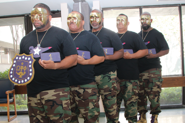 Omega Psi Phi expands brotherhood