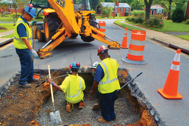 PTC's Public Works program starts April 10