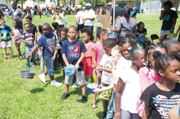 2017 Springfest celebrates the holiday with fun and the true meaning of Easter