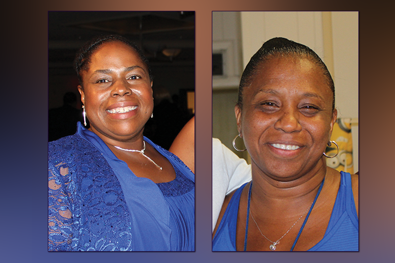 Zetas honor community members for their service