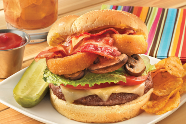 Reach New Heights with a Reinvented Burger