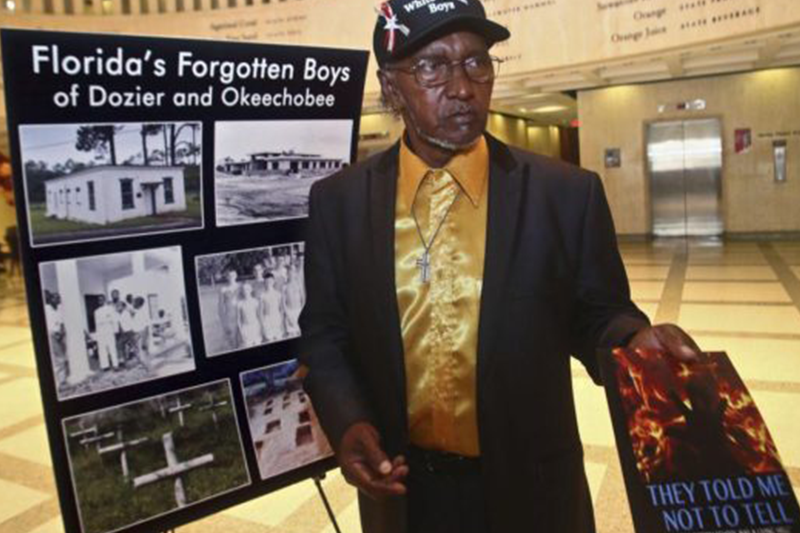 Murder, Forced Labor and the Forgotten Black Boys of Florida's Dozier School for Boys